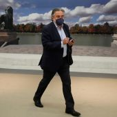 Pepu Hernández,  portavoz del grupo municipal socialista en el Ayuntamiento de Madrid