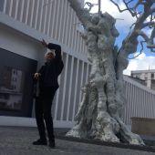 Danza y arte contemporáneo se funden en un espectáculo en el Museo Helga de Alvear con la bailaora Cristina Hoyos