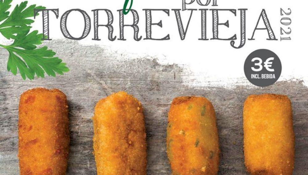 Este evento gastronómico se celebrará en el fin de semana de mayo del 20 al 23 en Torrevieja para mas información aehtc.net