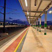 Estación del AVE de Elche.