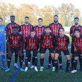Alineación de la Unión Deportiva San Pedro esta temporada