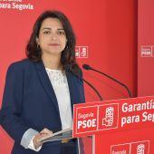 Alicia Palomo, procuradora psoe CyL