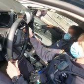 Agentes de la Policía Nacional de Santander