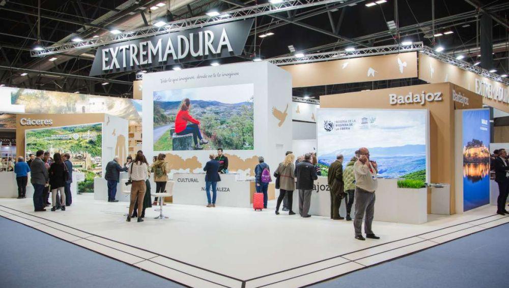 Badajoz estará presente en la nueva edición de FITUR