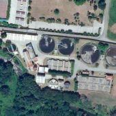 Depuradora da Silvouta, Santiago de Compostela