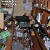 La Guardia Civil detiene a un peligroso delincuente en Lominchar
