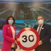 La reducción a 30 km/h tratará de evitar los 12 muertos en Málaga el año pasado