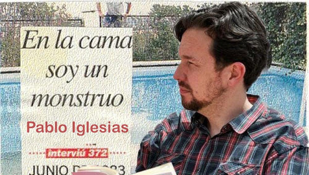 Pablo Iglesias sustituye al Fary (humor)