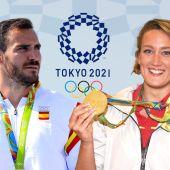Juegos Olímpicos de Tokio 2021: Saul Craviotto y Mireia Belmonte, abanderados españoles