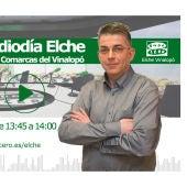 Noticias Elche mediodía