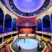 El Teatro Circo abre sus puertas al público tras más de un año con el telón bajado