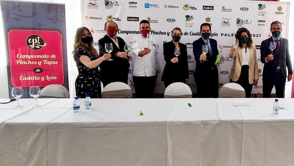 Palencia acogerá el 7 y el 8 de junio el II Campeonato de Pinchos y Tapas de Castilla y León