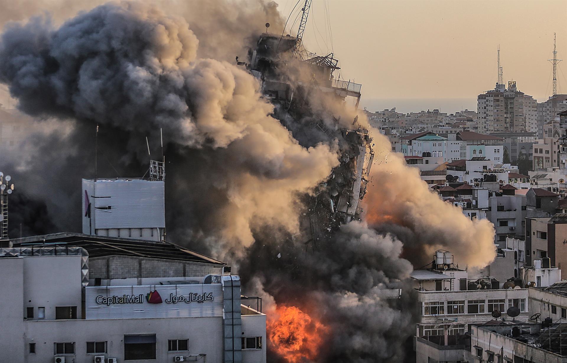 El Orden Mundial: El conflicto armado entre Israel y Palestina