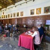 El concejal de acción social, Angel Lorén, ha presentado las políticas que se incorporarán al plan contra las adicciones