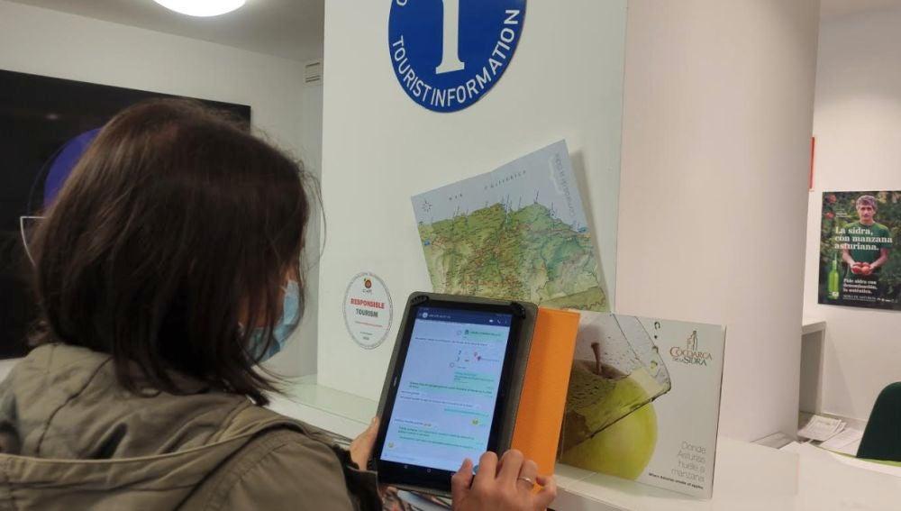 La comarca de la Sidra pone en marcha un nuevo servicio de atención telemática