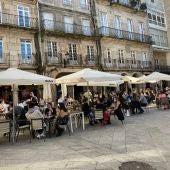 Terrazas en Vigo