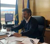 Alejandro Calvo, consejero de Medio Rural: