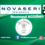 Recomend ACCION!!! con La Alacena