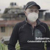 Sebastián Álvaro cuenta la difícil situación de los españoles atrapados en Katmandú