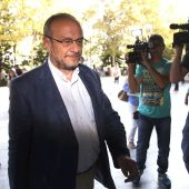 El subdelegado del Gobierno en la Comunitat Valenciana, Rafael Rubio, en una imagen de 2016