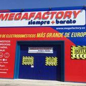 Megafactory arranca una campaña para donar alimentos a Cáritas Talavera