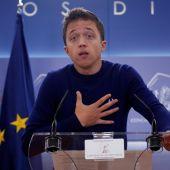 Íñigo Errejón, portavoz de Más Madrid en el Congreso