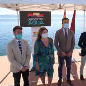Los I Juegos del Agua del Deporte Español traerán al Mar Menor 14 campeonatos en diez días