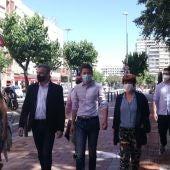 Errejón defiende en Murcia un modelo que apueste por el planeta y por la justicia social