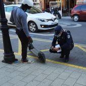 Campaña para fomentar el correcto uso de bicicletas y VMP puesta en marcha por la Policía Local de Albacete