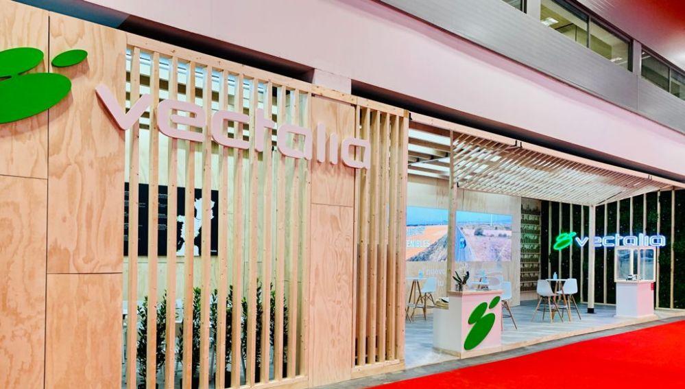 FITUR premia la sostebilidad del stand de Vectalia