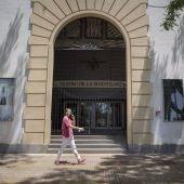 Fachada principal del Teatro de la Maestranza