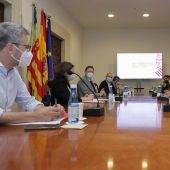Mesa Interdepartamental de la Generalitat