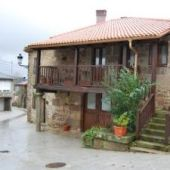 A Zona de Pedrosa nova aldea modelo de Galicia