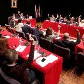 Pleno Pontevedra