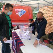 Elecciones Segoviana
