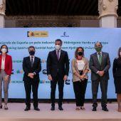 Pedro Sánchez apuesta en Toledo por colocar a España como principal productor de hidrógeno de la UE