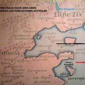 La Vega Baja tiene una historia geológica muy interesante ligada a la evolución del río Segura