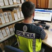 policia nacional benidorm