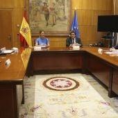 Concluye sin acuerdo la reunión de Gobierno y agentes sociales para prorrogar los ERTE más allá del verano