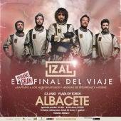 """El grupo Izal hace parada en """"El pequeño gran final del viaje"""", la gira que retoma tras el parón de 2020"""