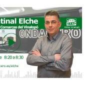 Informativo Onda Cero Elche.