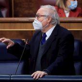 El ministro de Universidades, Manuel Castells