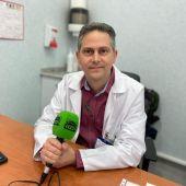 Eduardo Martínez de Dueñas, doctor del Hospital Provincial de Castellón