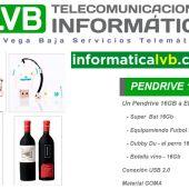 Vega Baja Servicios Telematicos te ofrece un regalo muy especial