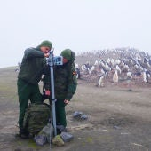Militares españoles de la Campaña Antártica del Ejército de Tierra