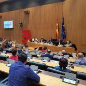 Presentación del Modelo de Desarrollo de la España Vaciada en el Congreso de los Diputados