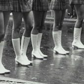 Minifaldas años 70