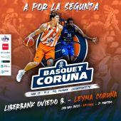 Oviedo-Leyma Basquet Coruña