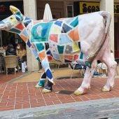A vaca da praza Paz Nóvoa será retirada maña para a súa restauración
