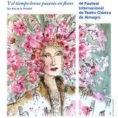 Imagen del cartel de la 44ª edición del Festival de Teatro de Almagro